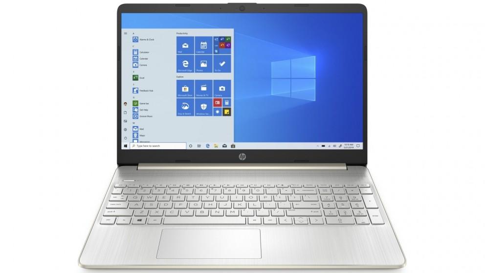 HP 15.6-inch i7-1065G7/8GB/256GB SSD Laptop