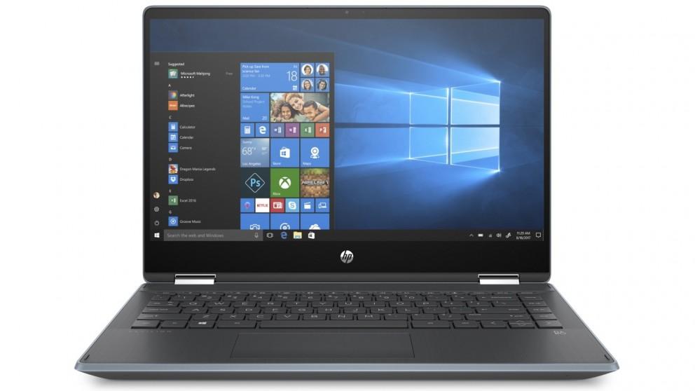 HP Pavilion x360 14-inch Pentium-N5000/8GB/256GB SSD 2 in 1 Device