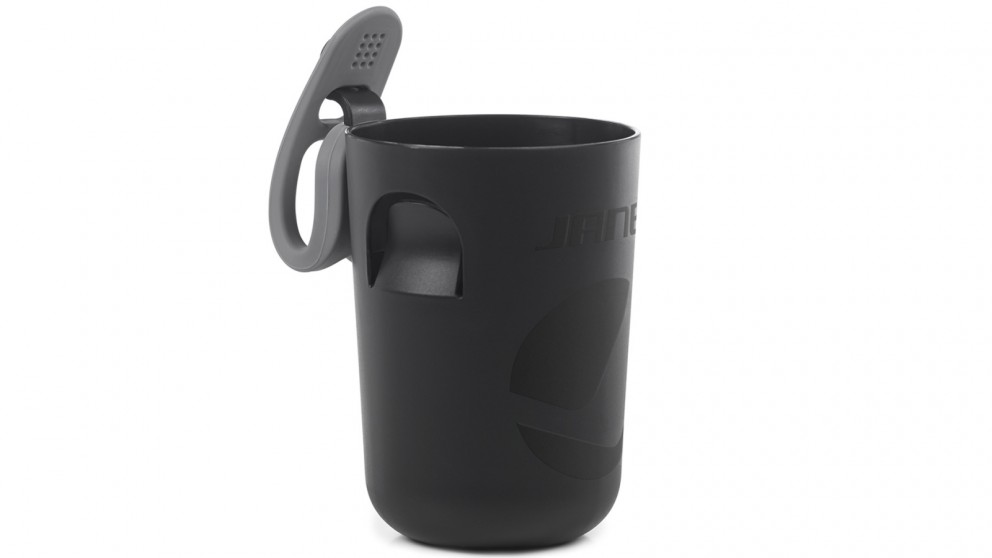 Jane Universal Pushchair Cup Holder - Black