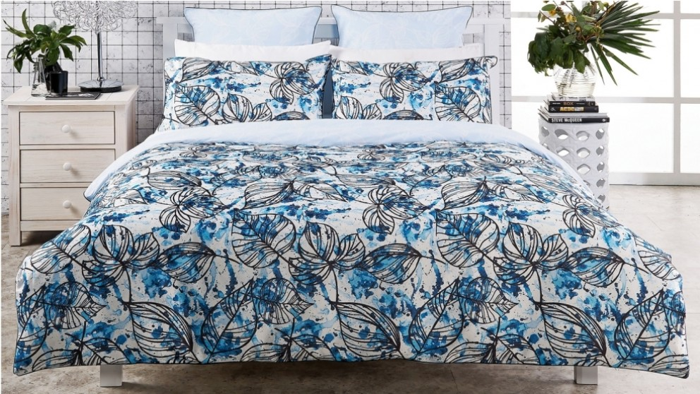 Moorea Quilt Cover Set