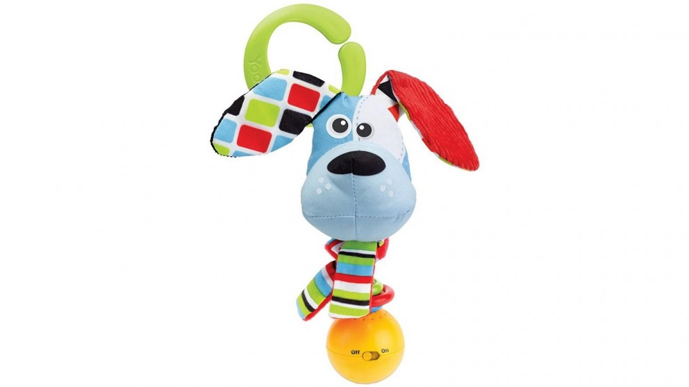 Yookidoo Shake Me Rattle - Dog