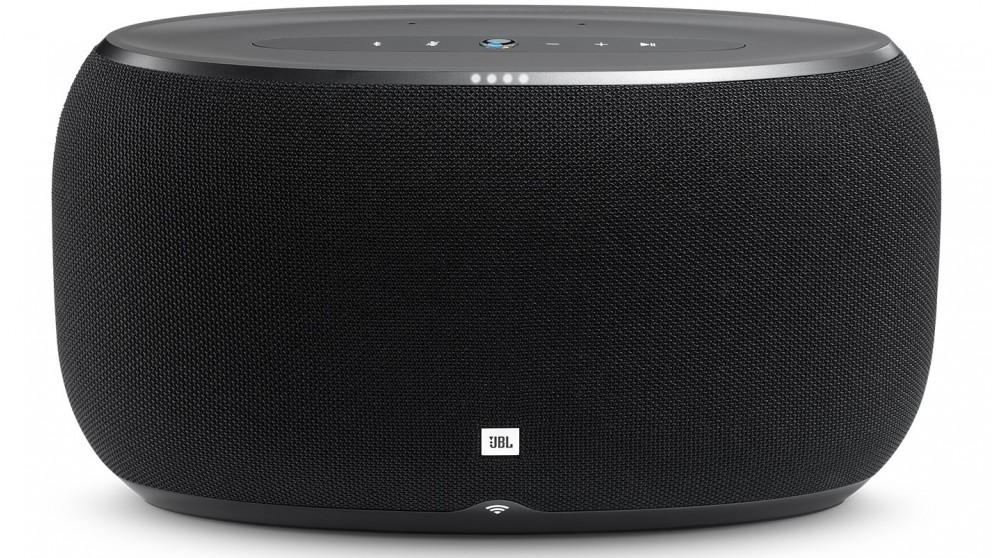 JBL Link 500 Google Voice Activated Speaker - Black