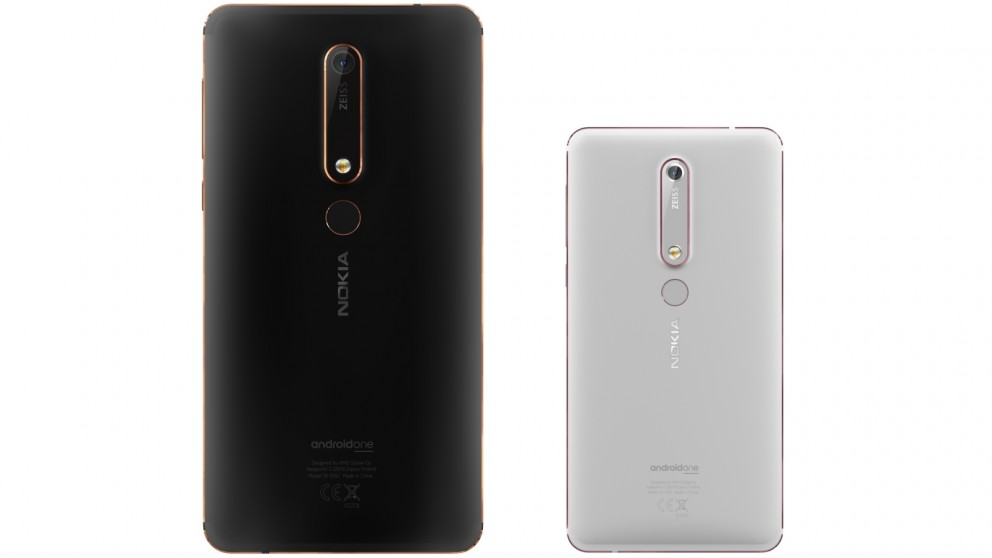 Nokia 6 with Android One