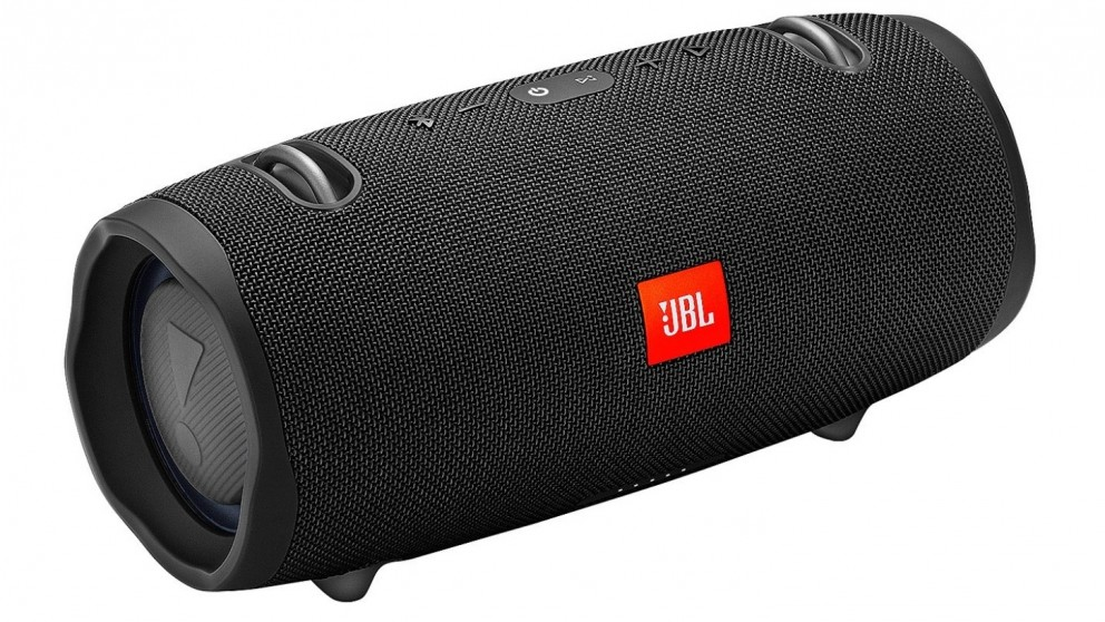 Cheap Jbl Xtreme 2 Portable Bluetooth Speaker Black Harvey Norman Au