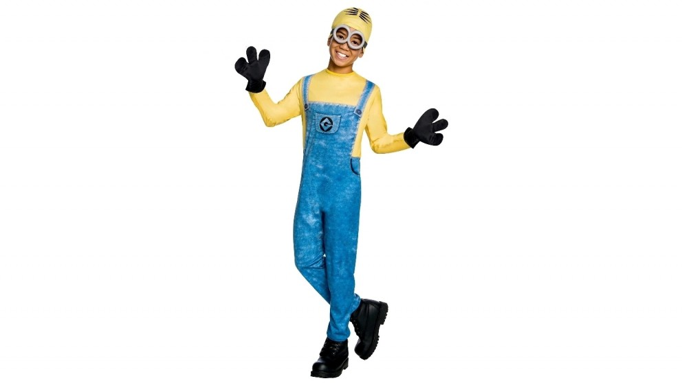 Minions Dave 3-5 years old Child Costume