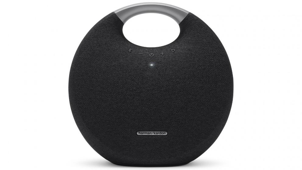 4919318fab9 Buy Harman Kardon Onyx Studio 5 Portable Bluetooth Speaker - Black ...