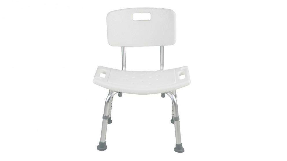 Awe Inspiring Orthonica Shower Seat Bench Creativecarmelina Interior Chair Design Creativecarmelinacom