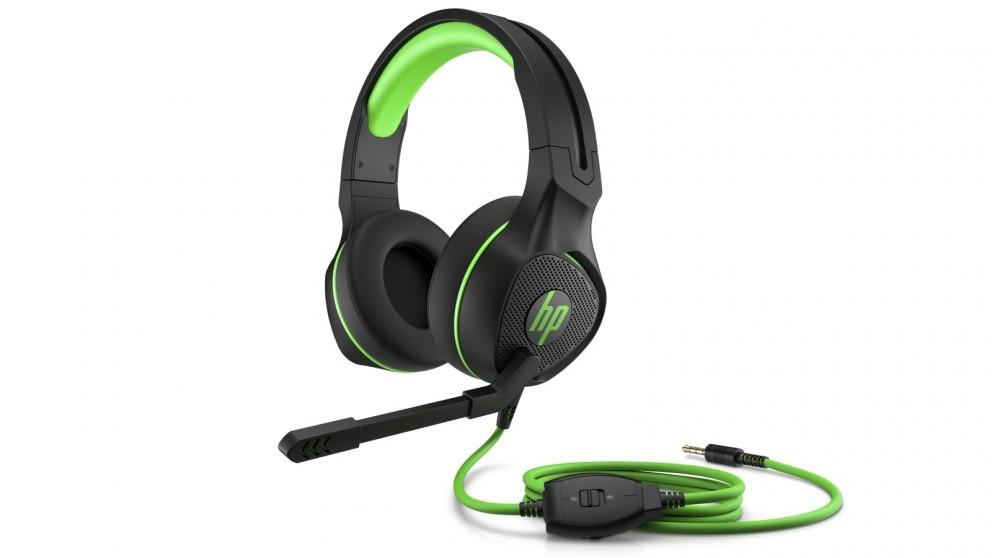 HP Pavilion Gaming 400 Headset - Green
