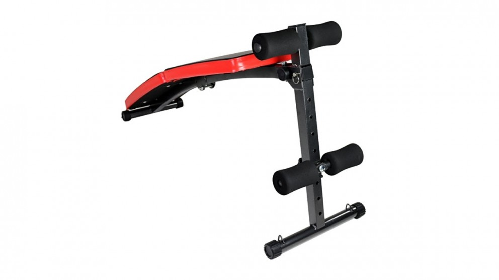 PowerTrain Inclined Sit Up Bench