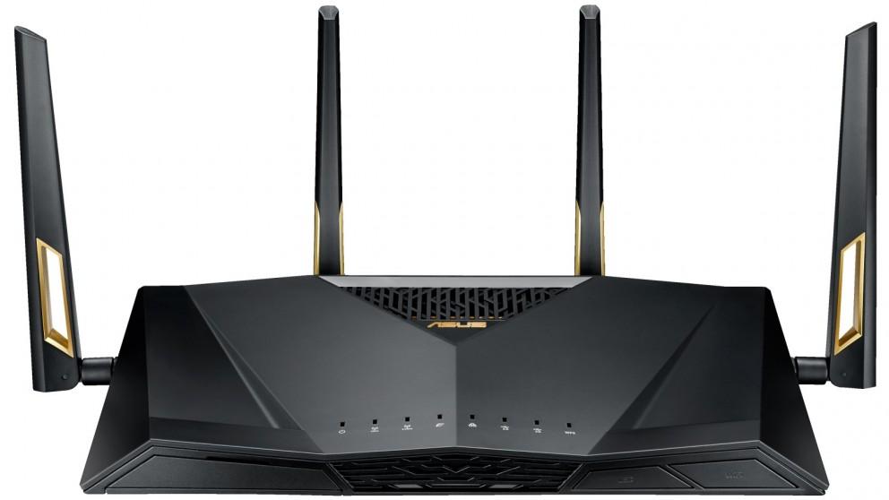 Asus RT-AX88U AX6000 Dual Band WiFi6 Gaming Router