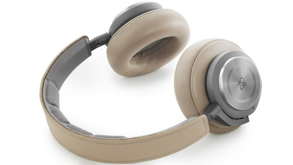b o play beoplay h9 wireless bluetooth active noise cancelling over ear headphones argilla. Black Bedroom Furniture Sets. Home Design Ideas