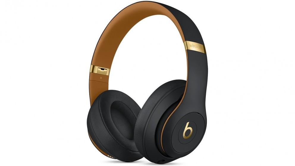 Beats Studio3 Skyline Collection Wireless Over-Ear Headphones - Midnight Black