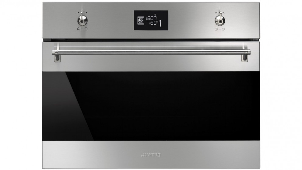 Smeg 600mm Classic Compact Pyrolytic Oven