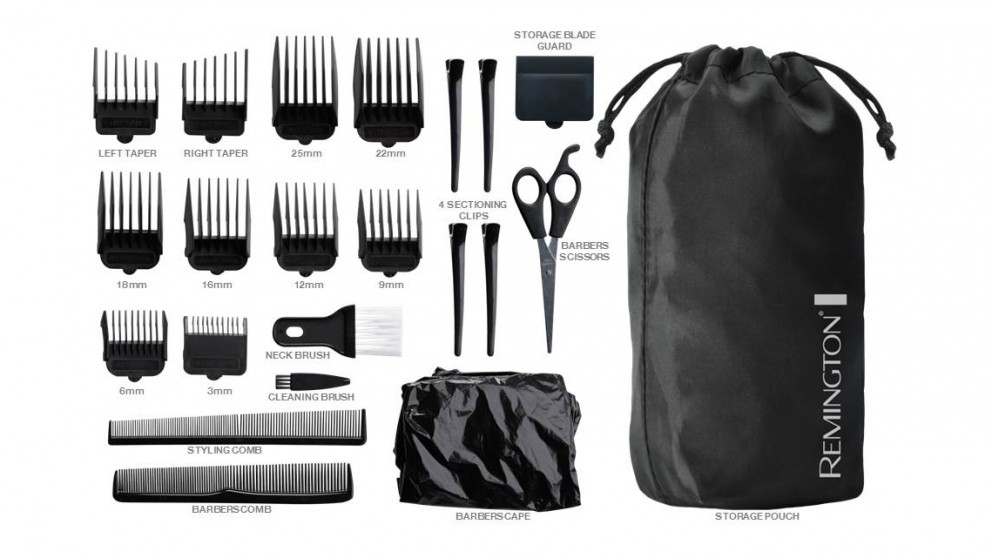 Remington High Precision Haircut Kit