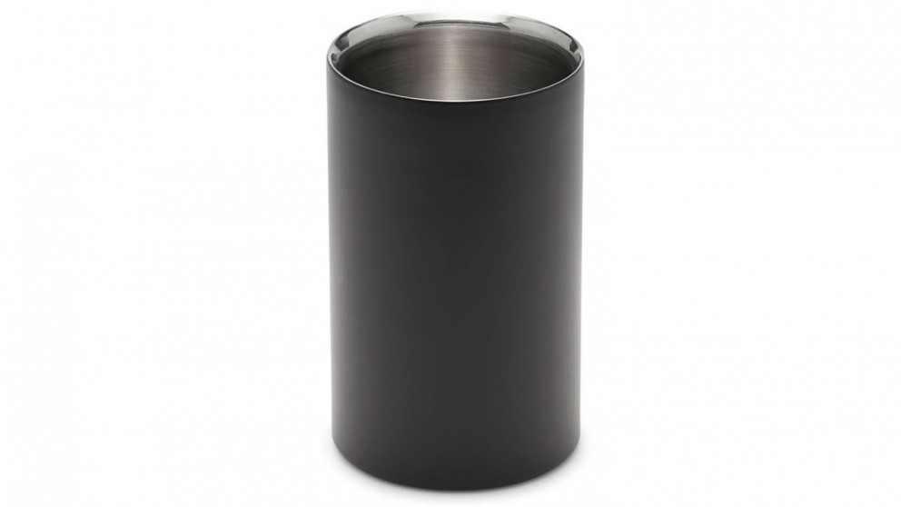 Salt & Pepper Bond Wine Cooler - Black