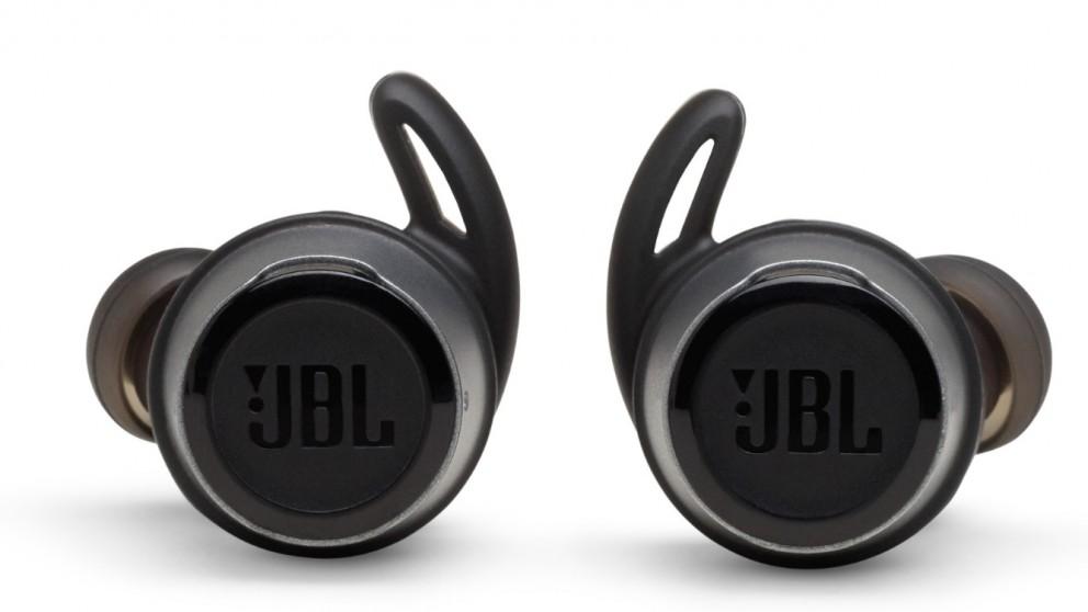 JBL Reflect Flow Wireless Sport In-Ear Headphones - Black