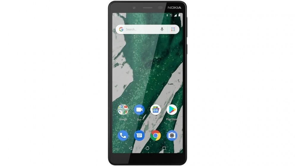 Nokia 1 Plus 16GB - Black