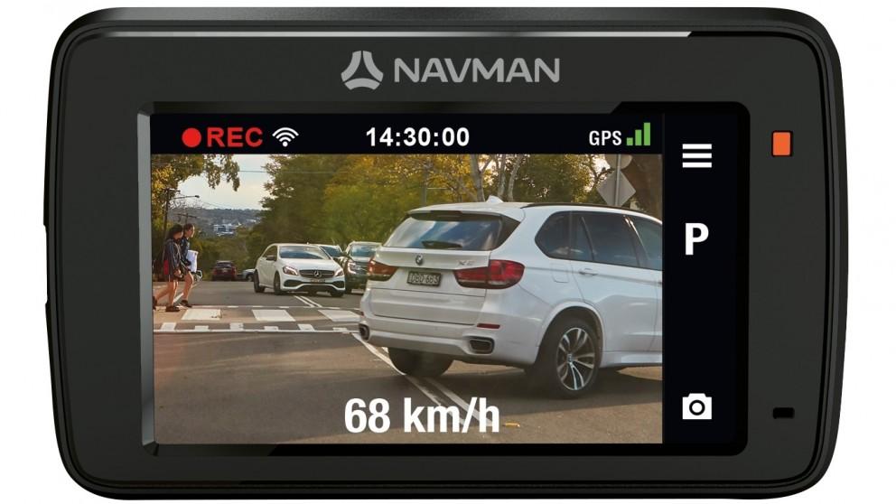 Navman MiVUE750 WiFi Full HD 1080P In-Car Camera