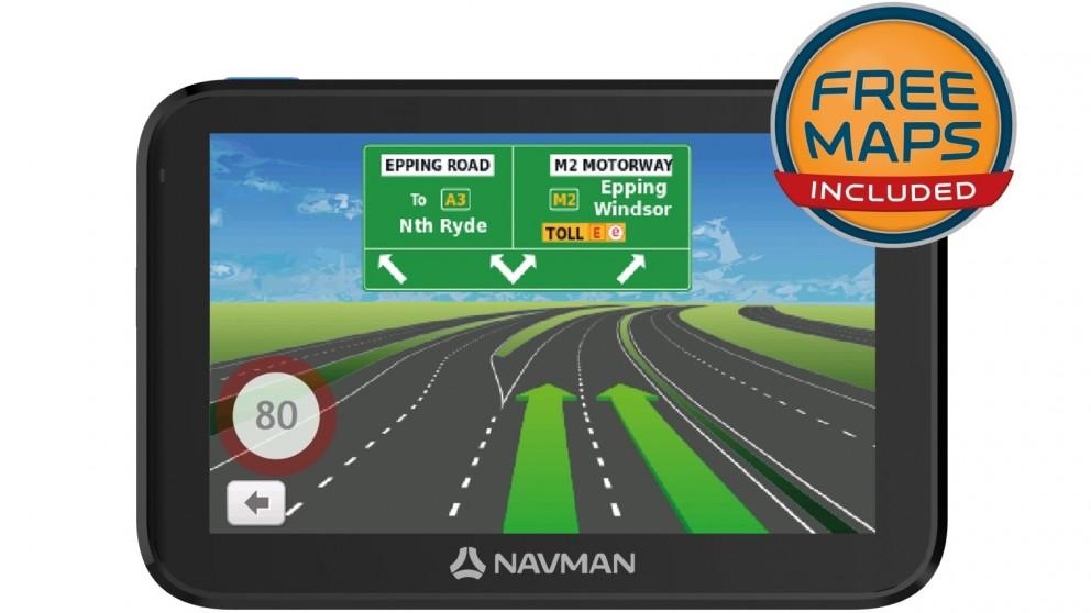 Navman CRUISE550MT 5-inch GPS Navigator