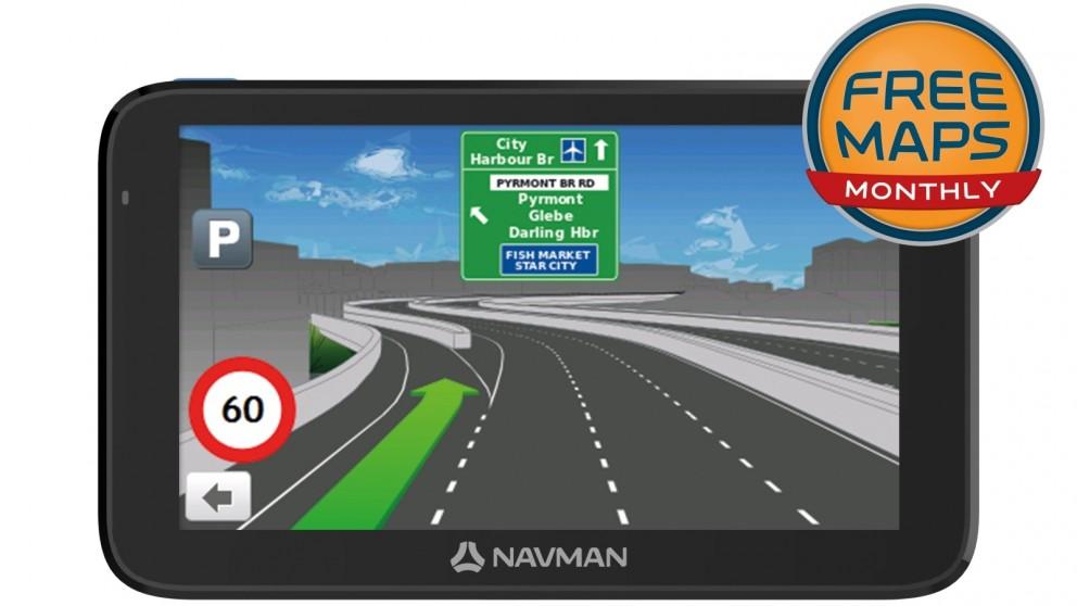 Navman CRUISE650MMT 6-inch GPS Navigator