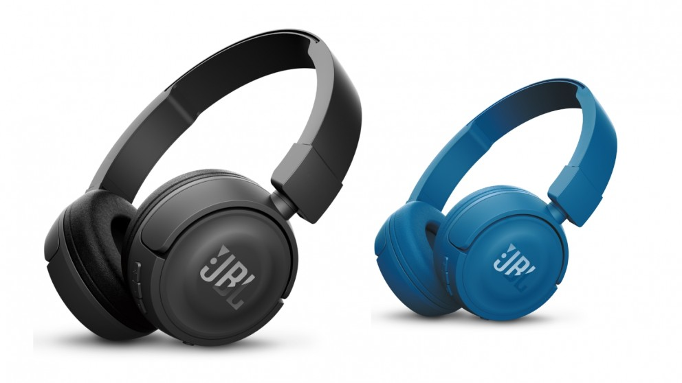 JBL T450BT Wireless On-Ear Headphones