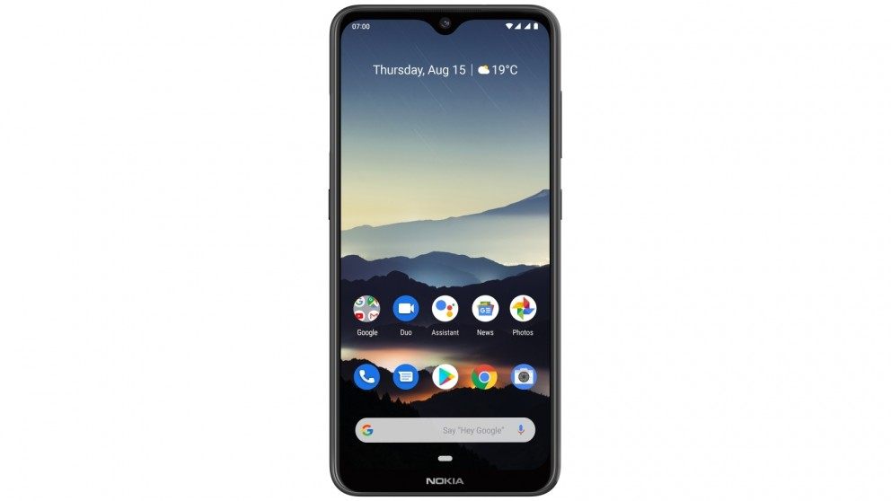 Nokia 7.2 128GB with Android One - Charcoal