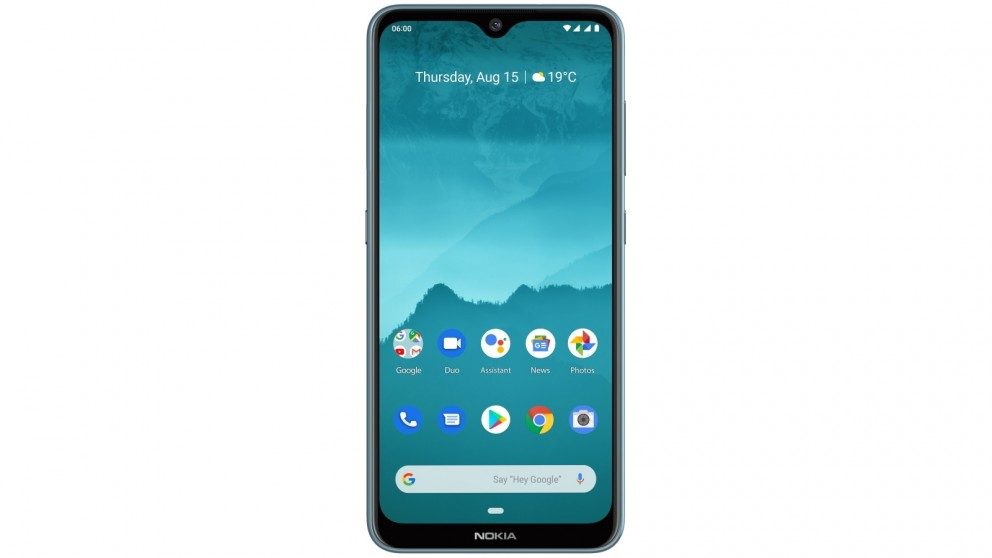 Nokia 6.2 64GB - Ice