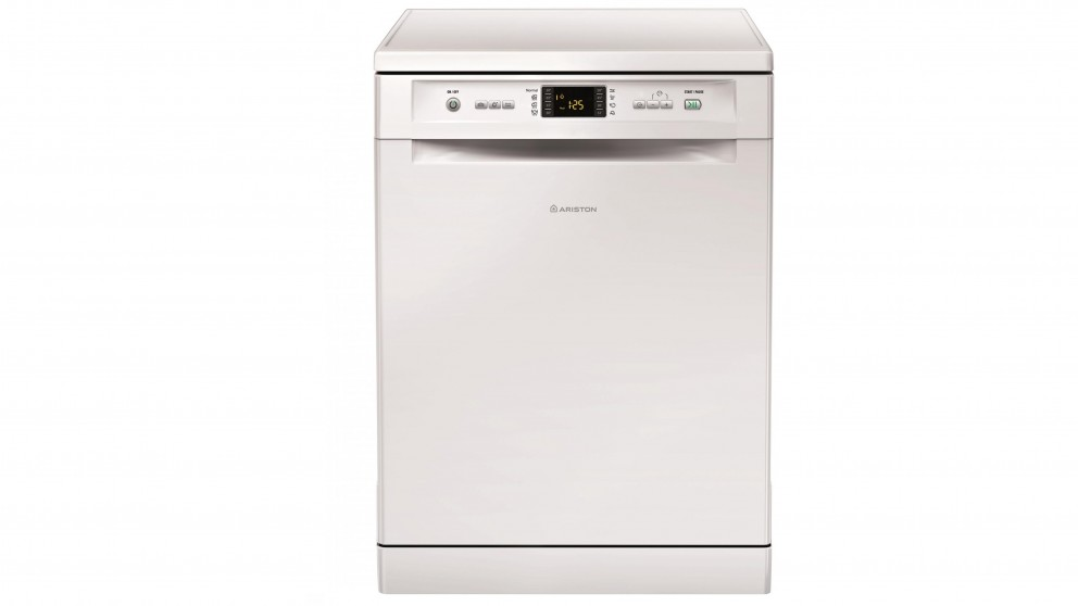 Ariston 60cm LFF8M122AUS Freestanding Dishwasher - White