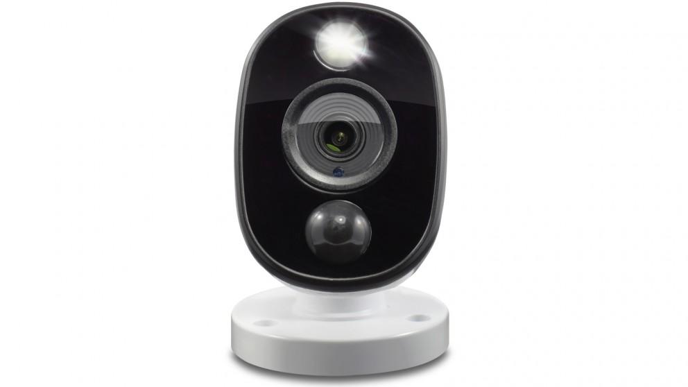 Swann 1080p Thermal Sensing Warning Light Bullet Add-on Security Camera