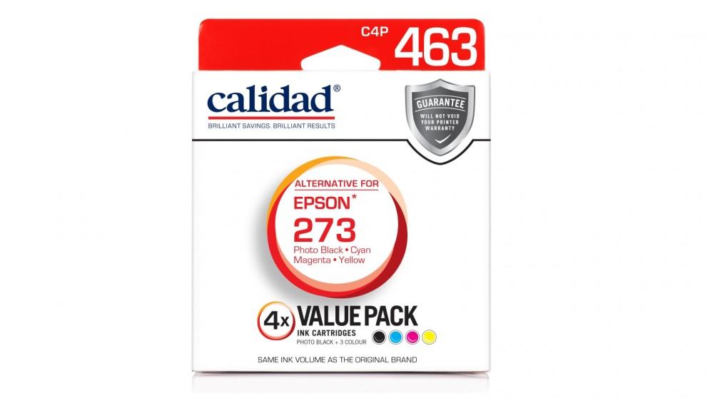 Calidad Epson 273 4-Pack Ink Cartridge