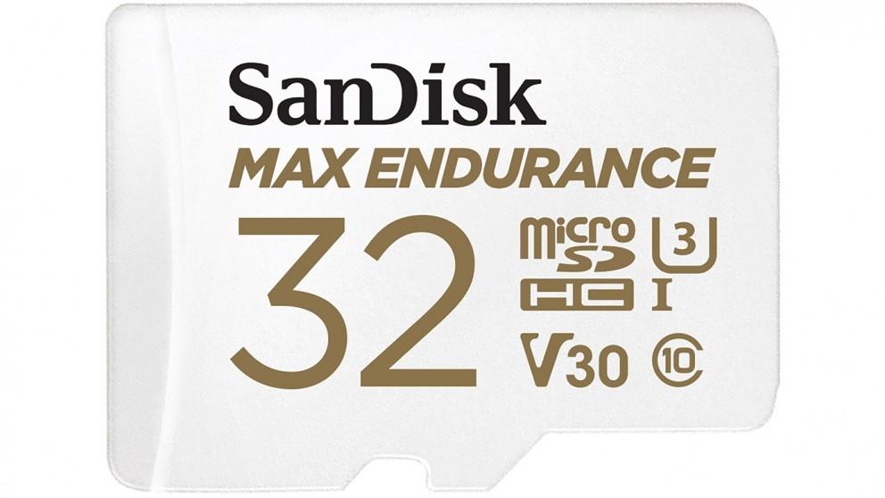 SanDisk Max Endurance Micro SD Card