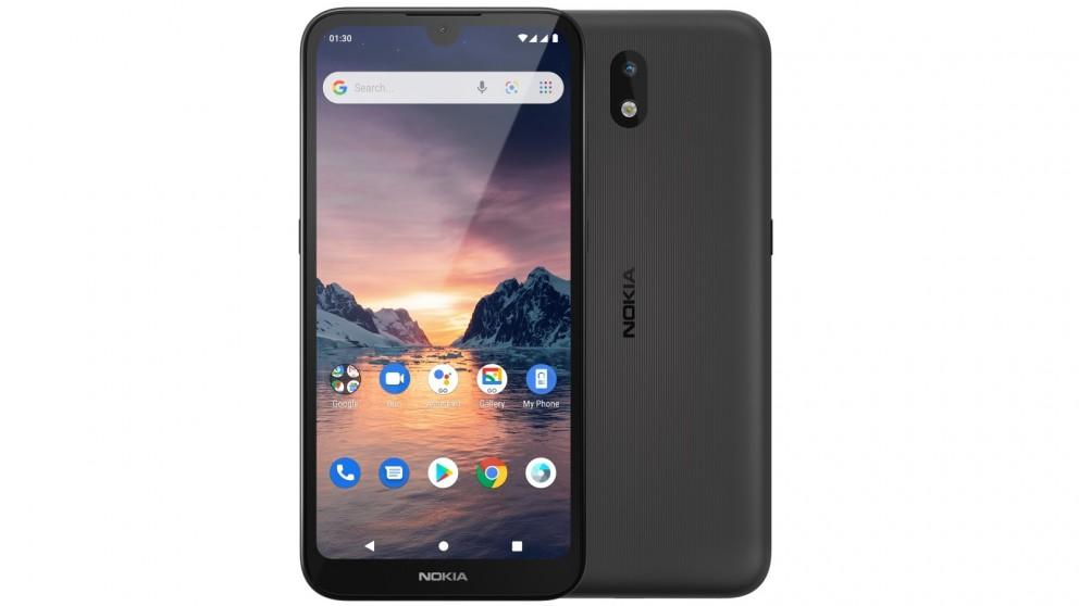 Nokia 1.3 16GB - Charcoal