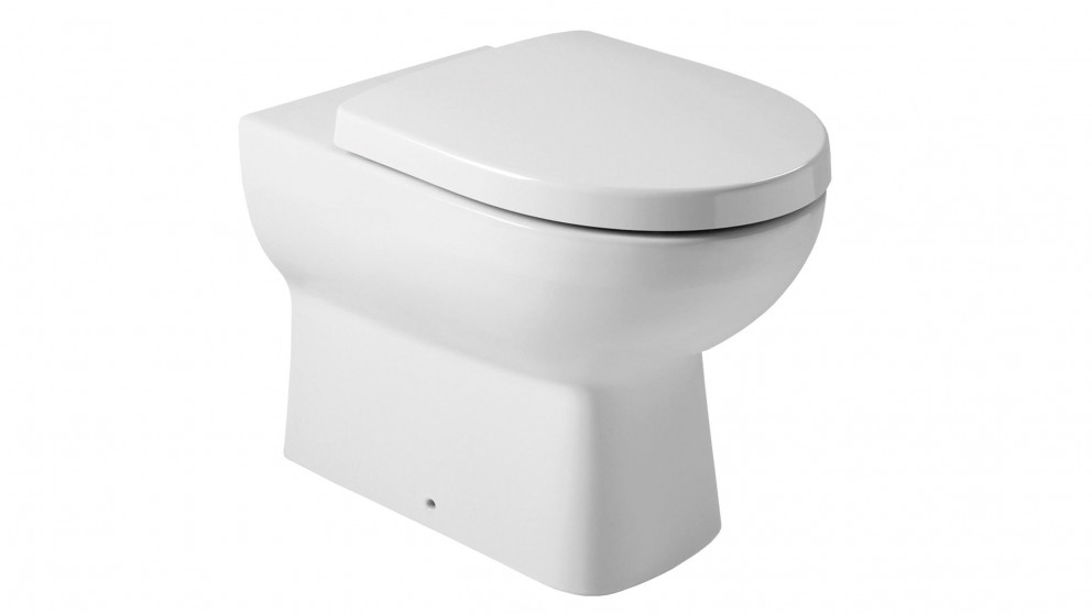 Kohler Panache Wall Faced Toilet with Bevel Face Plate