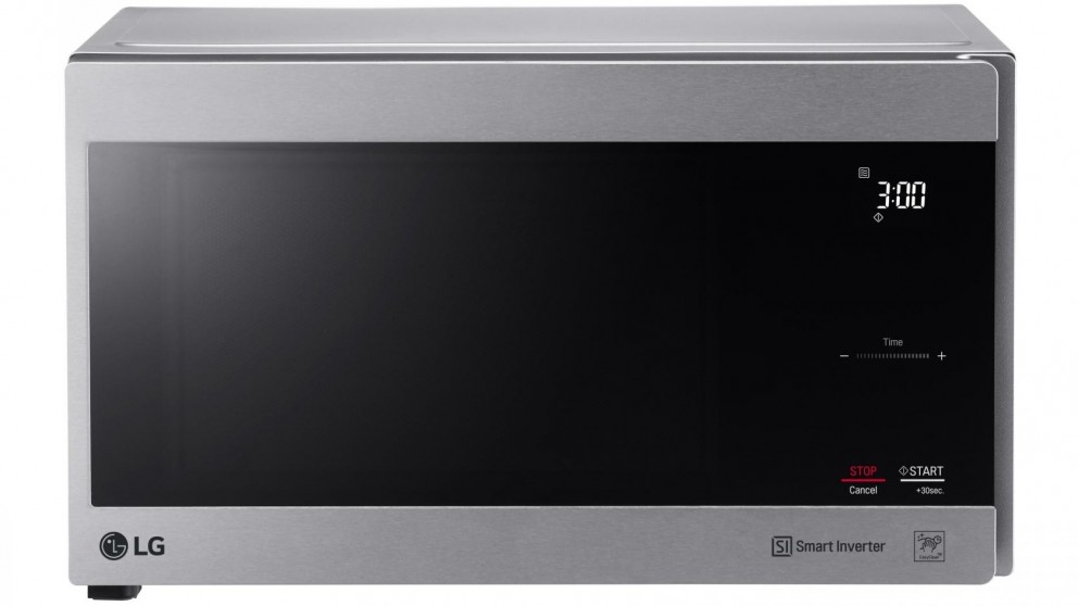 LG NeoChef 25L Microwave Oven - Stainless Steel