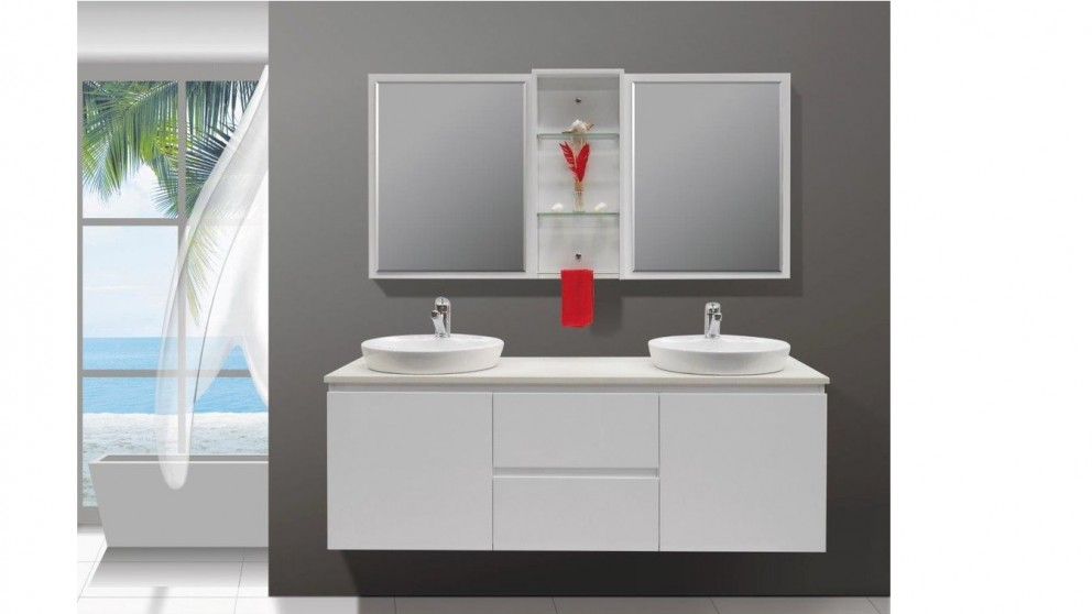 Ledin Havana 1500mm Stone Top Vanity