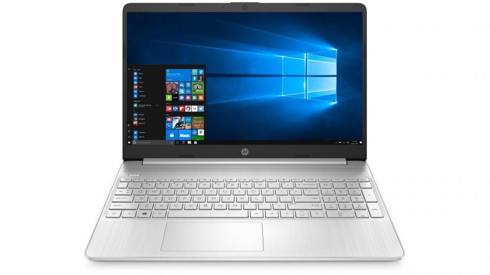 HP 15.6-inch Athlon-3150U/8GB/512GB SSD Laptop - Natural Silver