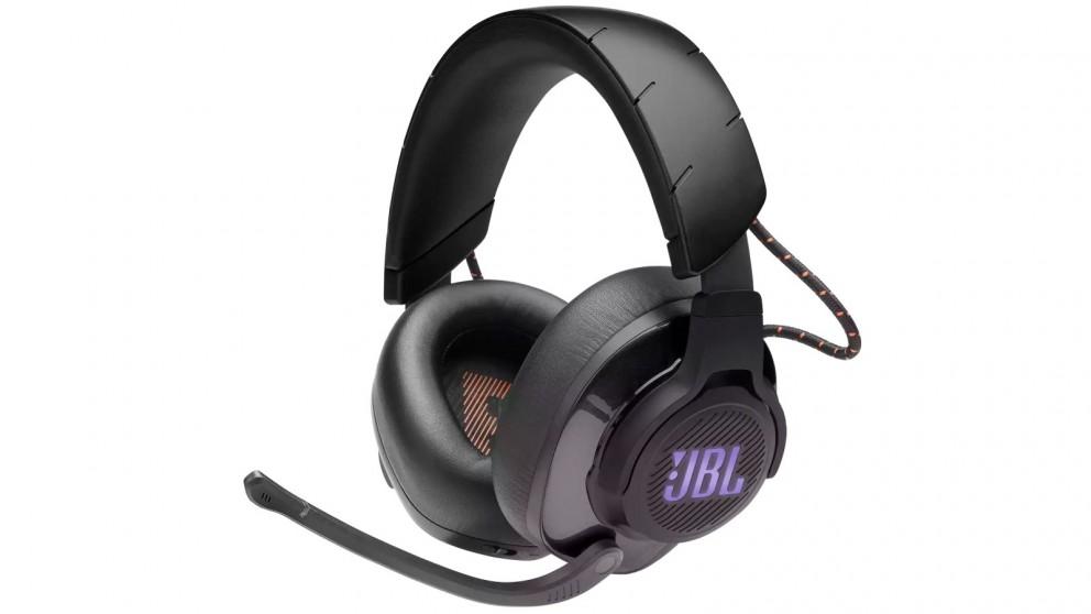 JBL Quantum 600 Wireless Over-Ear Gaming Headset - Black