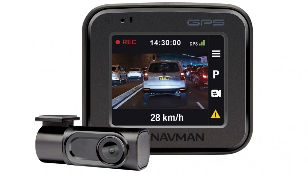 Navman MiVue830 DC 2-inch In-Car Camera