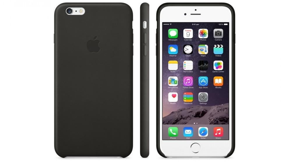 Apple iPhone 6 Plus Leather Case