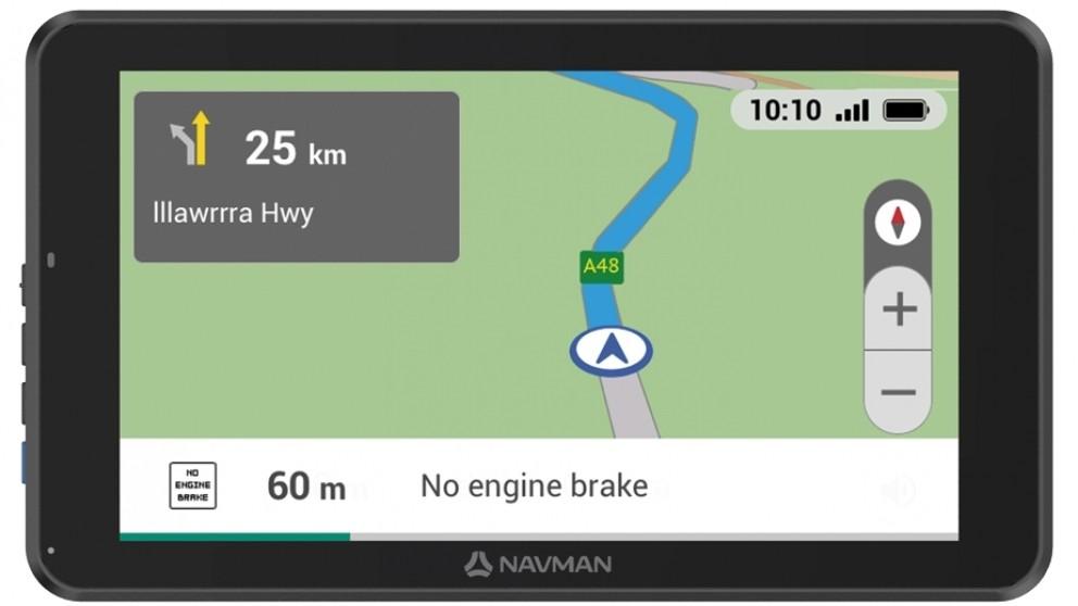 Navman MiCam Truck 7-inch Dash Cam & GPS Device