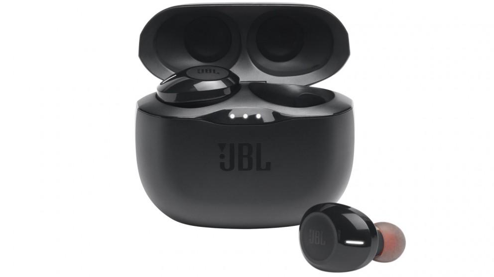 JBL Tune 125TWS True Wireless In-Ear Headphones - Black