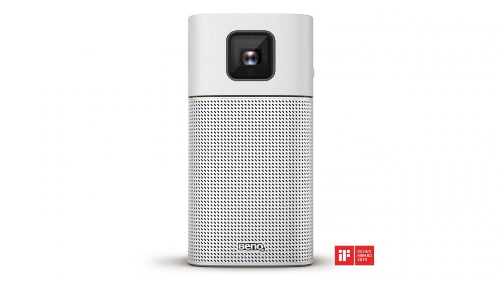 BenQ GV1 Portable Projector - Grey/Silver