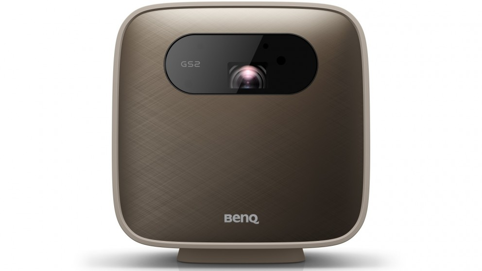 BenQ GS2 Wireless LED Projector - Brown