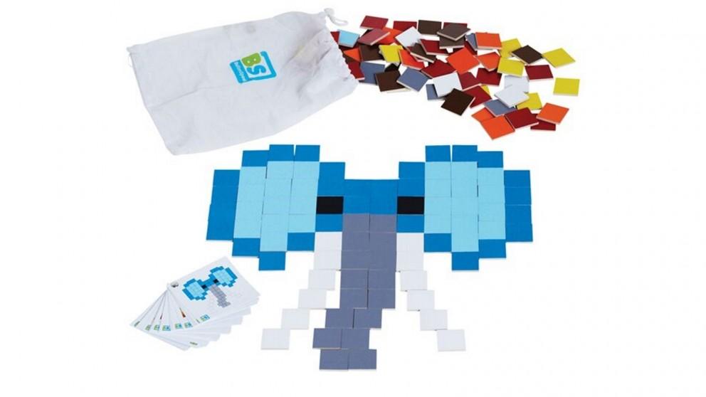 BS Toys Pixel Art
