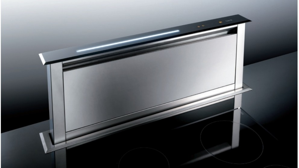 Smeg 900mm Built-In Downdraft Rangehood