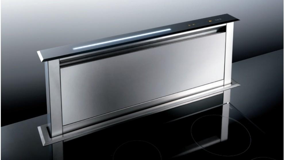 Smeg 900mm Built-In Downdraft Rangehood