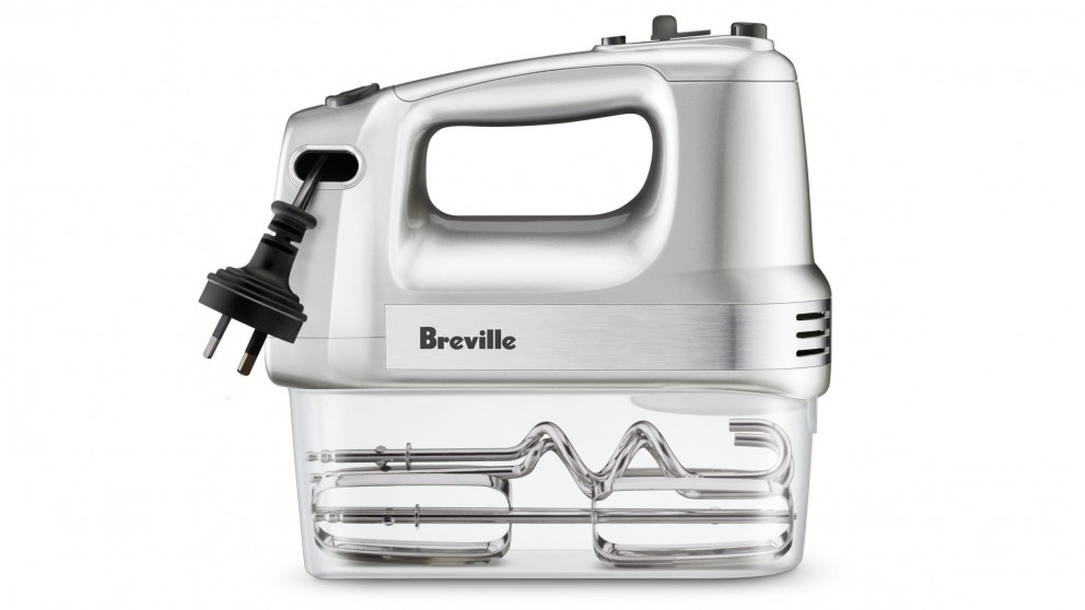 Breville the Handy and Store Mixer - Silver