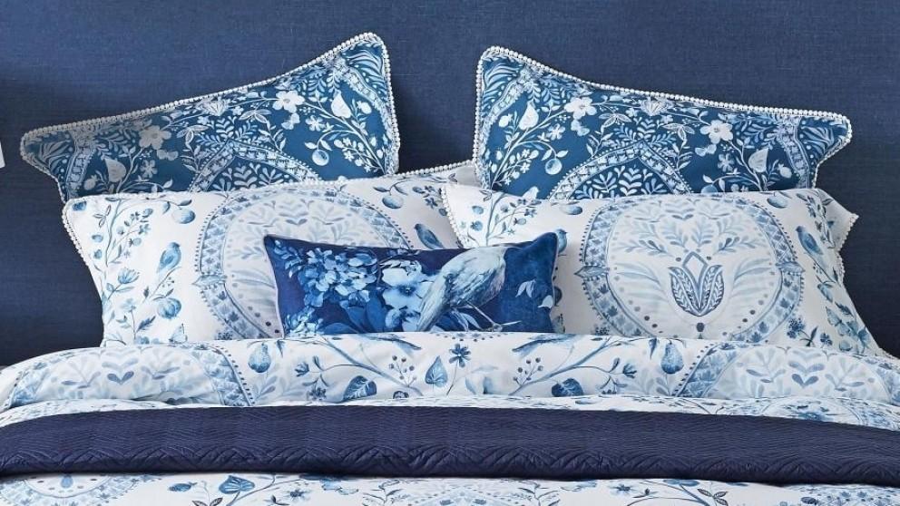 Trebah European Pillowcase