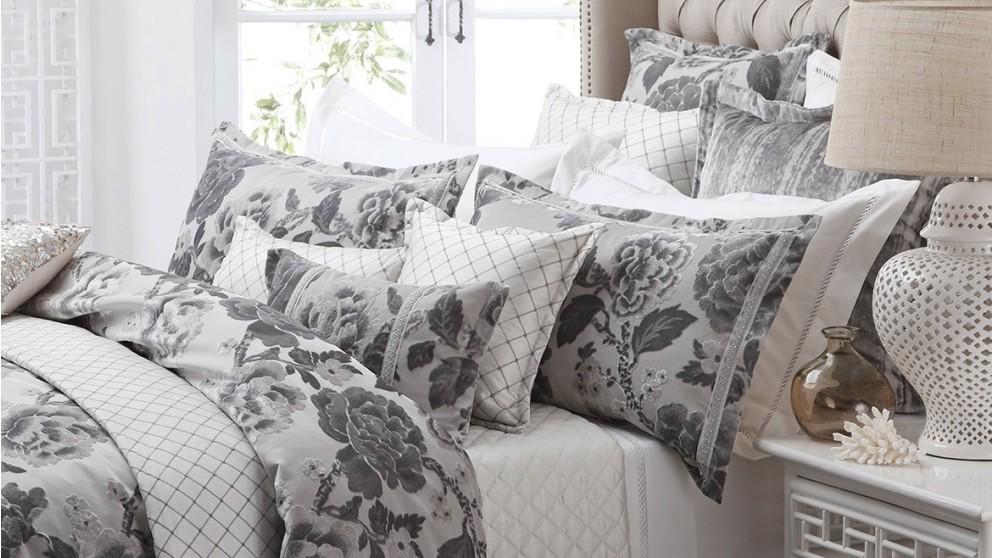 Montrose Silver European Pillowcase