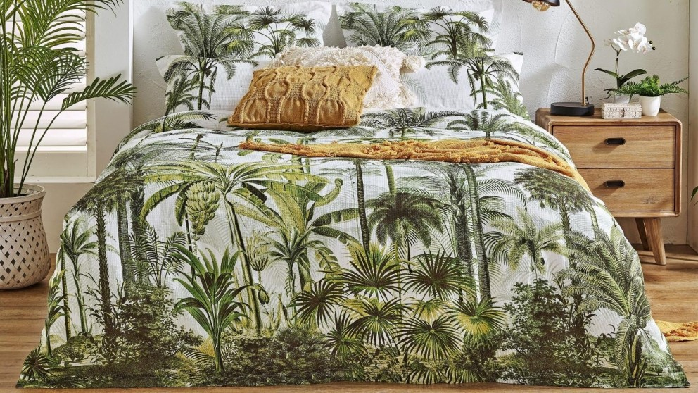 Caribbean Quilt Cover Set